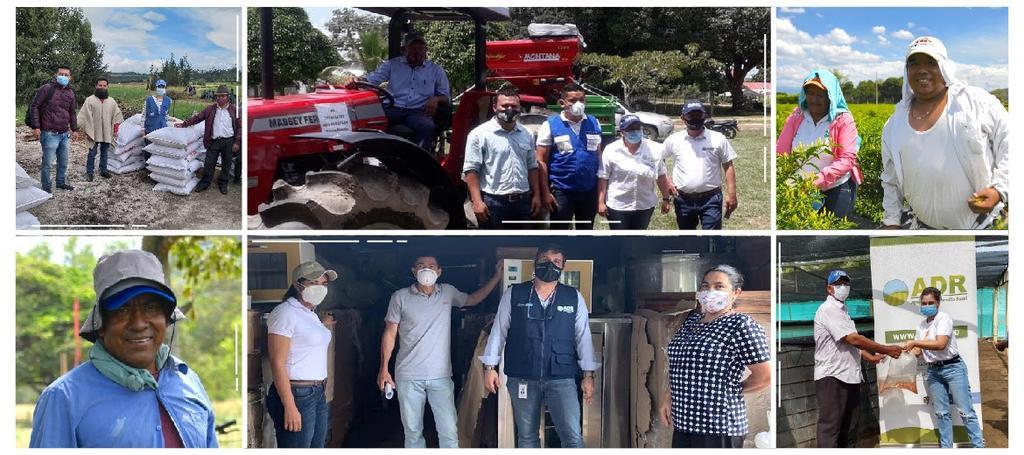 image for ADR capacitó en Fomento y Asociatividad a más de 2400 productores rurales