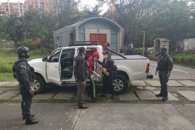 image for Legalizada capturas de policías involucrados en el homicidio de Javier