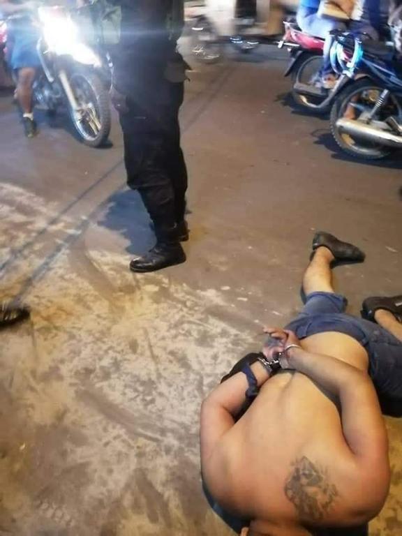 image for Prisión preventiva para sujeto acusado por el intento de robo de mocicleta