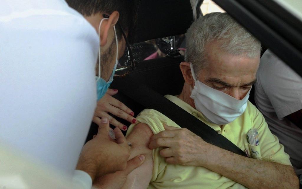 image for Segunda-feira serão vacinados quem tem 84 anos