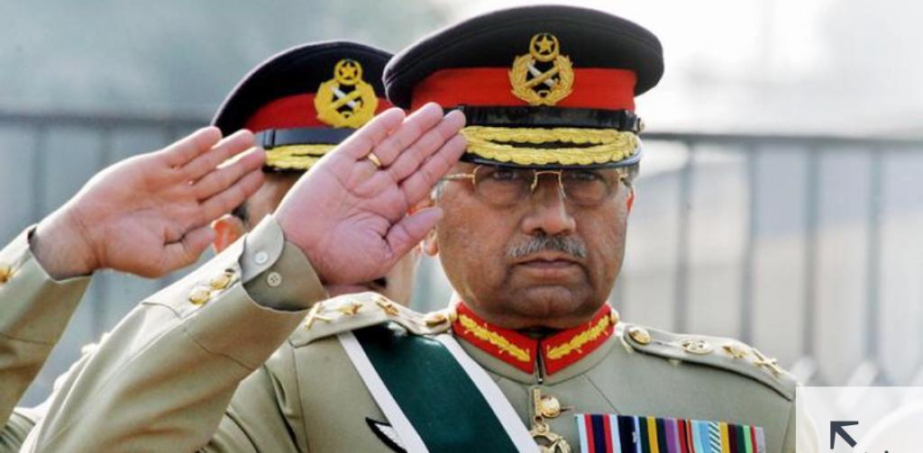 image for Exmilitar y expresidente de Pakistán condenado a muerte