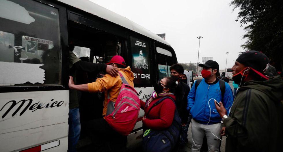 image for Número de casos positivos de COVID-19 no Peru aumentou