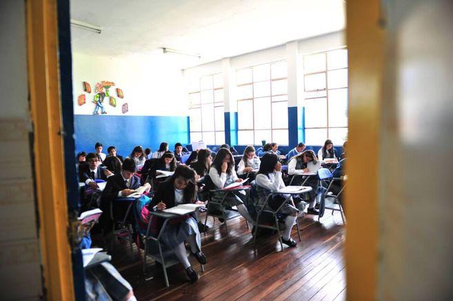 image for  Suspensión de clases en Bogotá