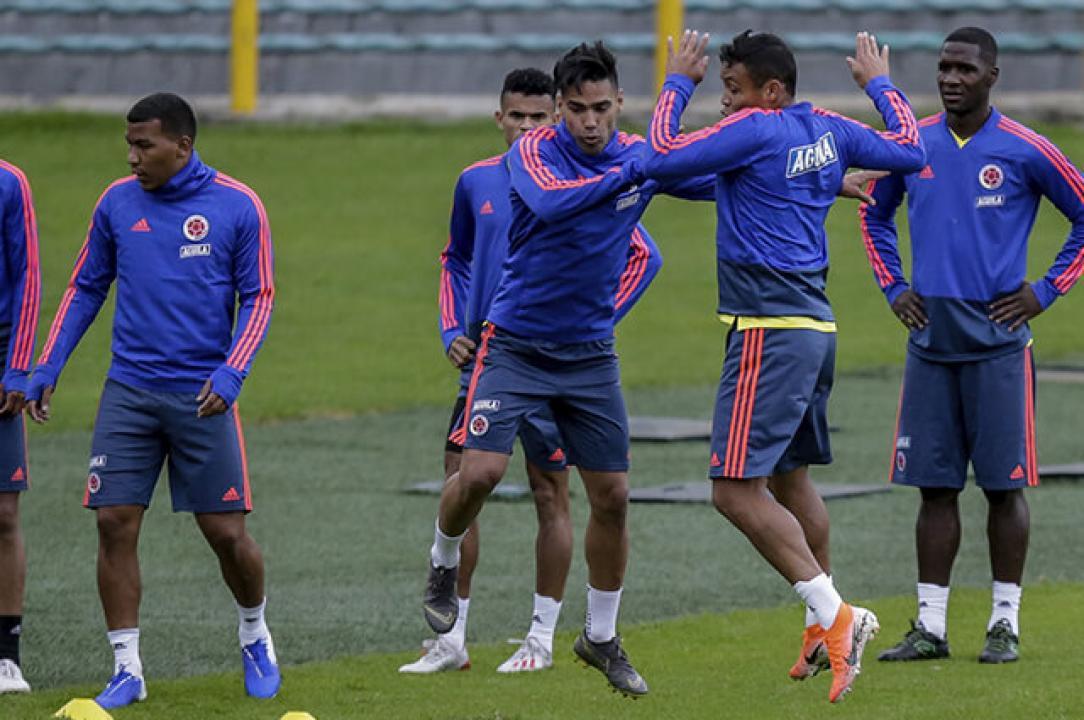 image for Selección de fútbol ya está en Sao Paulo preparandose para su próximo partido