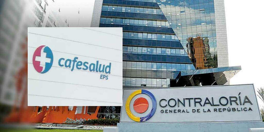 image for Contraloría imputó responsabilidad fiscal contra la EPS Cafesalud
