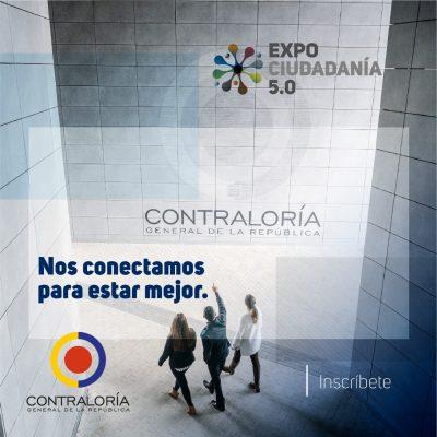 image for Contraloría realiza Feria Virtual Expo Ciudadanía