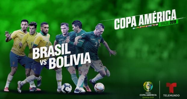 image for Arranca la Copa América 2019