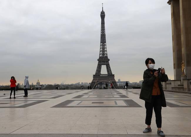 image for Estado de emergencia sanitaria para Francia