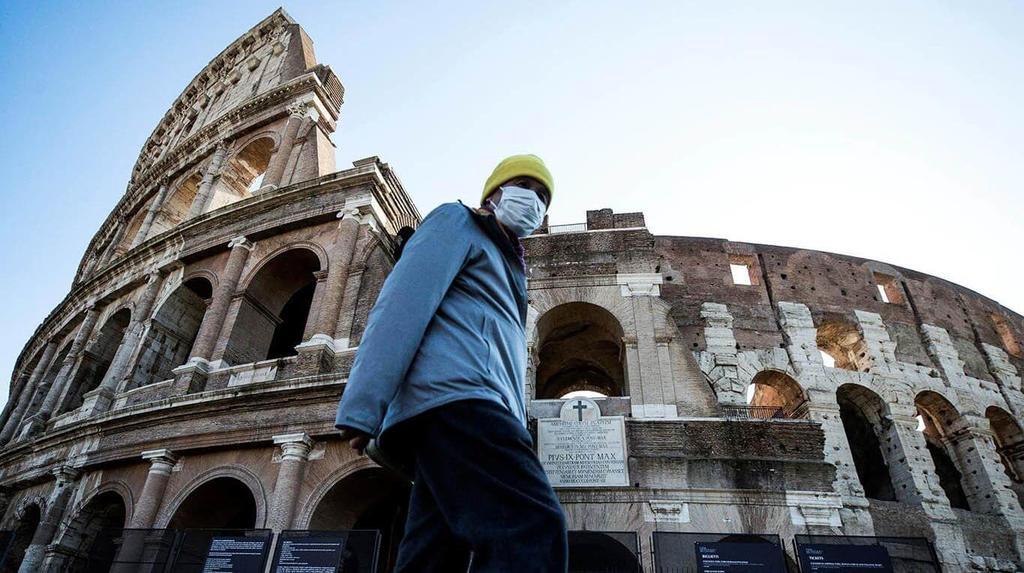 image for Cifra de nuevos contagios en Italia disminuye