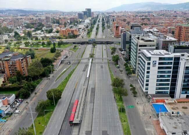 image for Bogotá tendrá pico y cédula para hacer diligencias