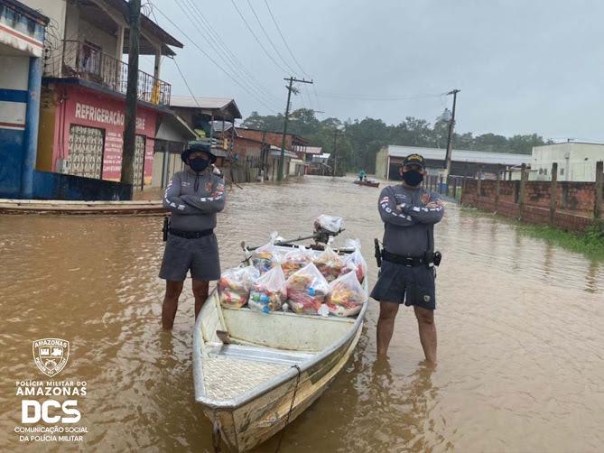 image for Polícia realiza Ação Social no município de Boca do Acre