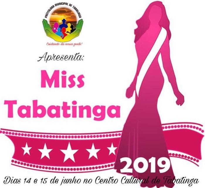 image for Abertas as inscrições para o concurso de beleza Miss Tabatinga 2019