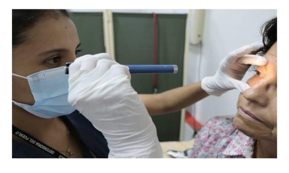 image for Defensoría exige a gobiernos regionales proteger al personal de salud
