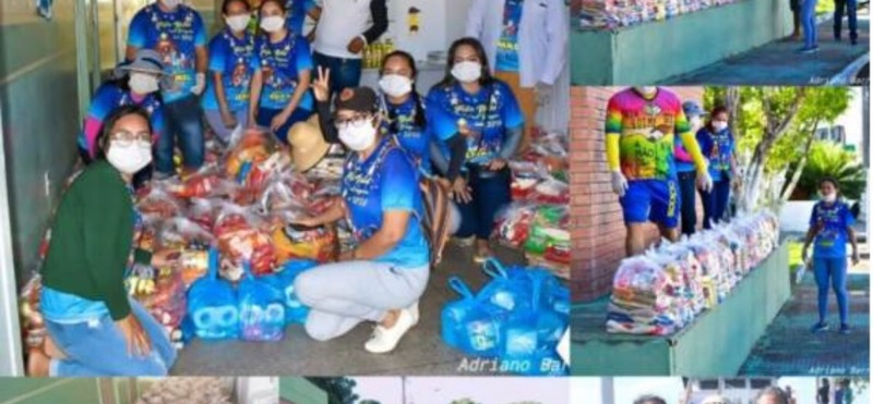 image for Doação de cestas básicas a famílias em situação de vulnerabilidade