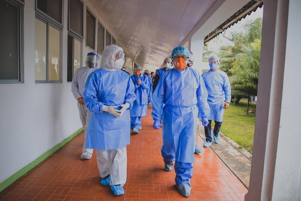 image for 51 casos nuevos de coronavirus en Amazonas