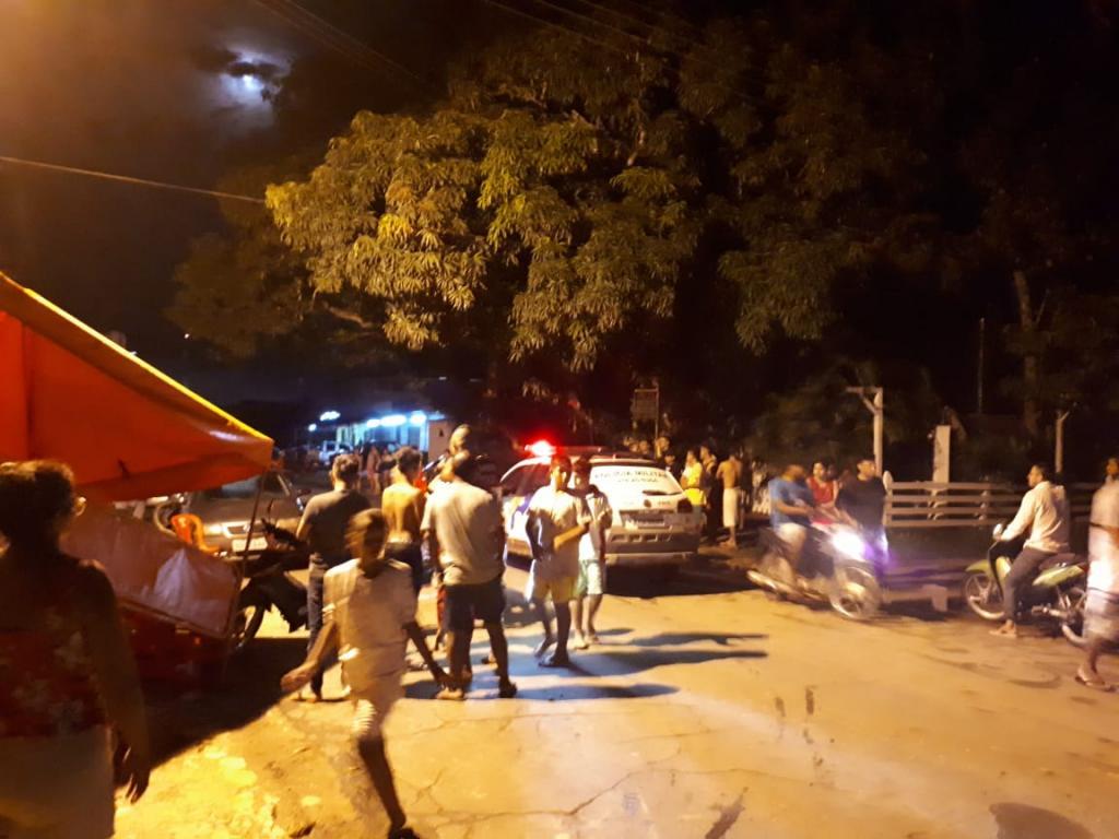 image for Disparos em Bairro Sao Francisco