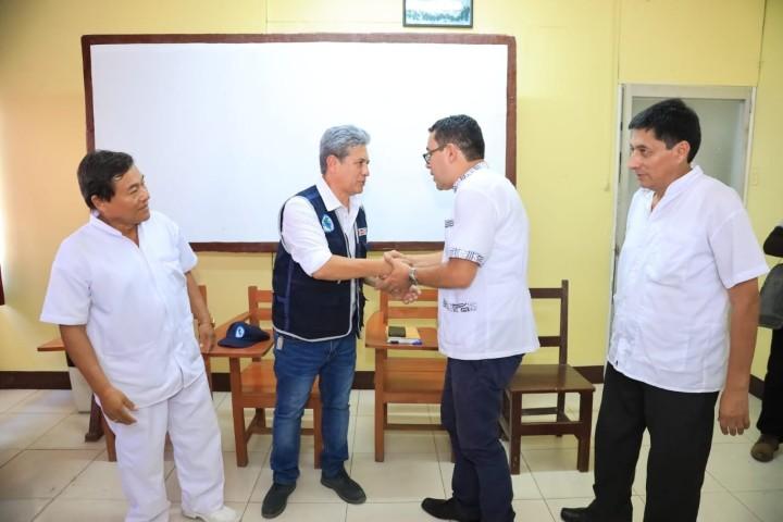 image for Nuevo director para el hospital de Iquitos