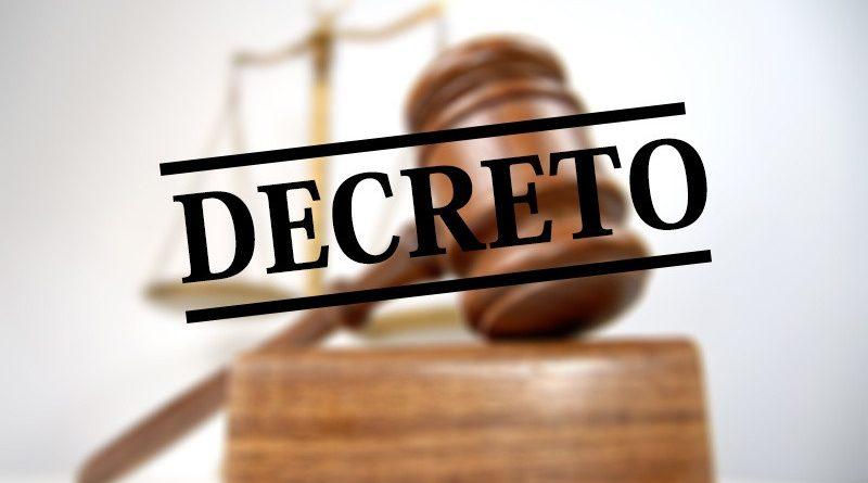 image for Novo Decreto que entrará em vigor a partir do dia 18 de janeiro