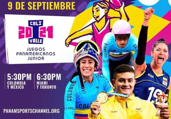 image for Comienza la cuenta regresiva para los Panamericanos Junior