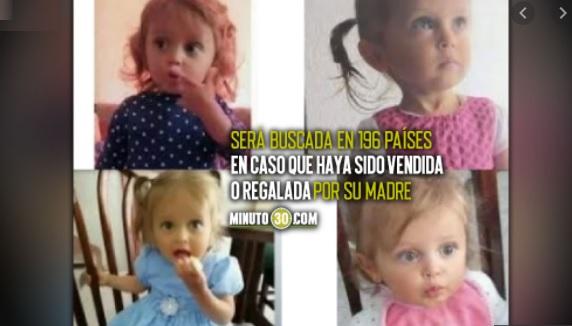 image for Interpol expide circular amarilla para buscar a Sara Sofía Galván