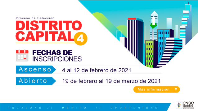 image for Participe por empleos que oferta la convocatoria Distrito Capital 4