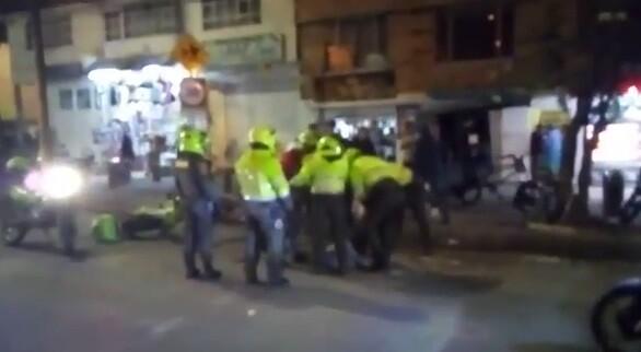 image for Peleas a machete y palazos entre hinchas de Millonarios