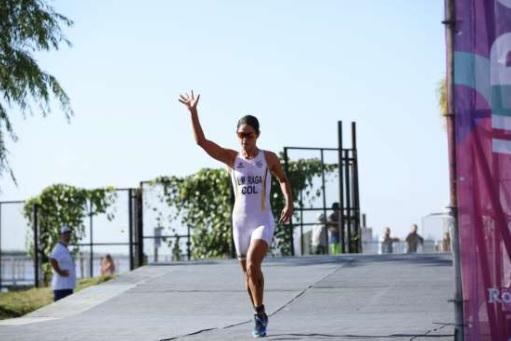 Lina Rag Juegos Suramericanos de Playa