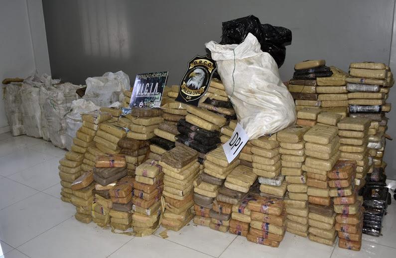 image for Polícia Civil apreende drogas após operação em Manaus e Novo Airão