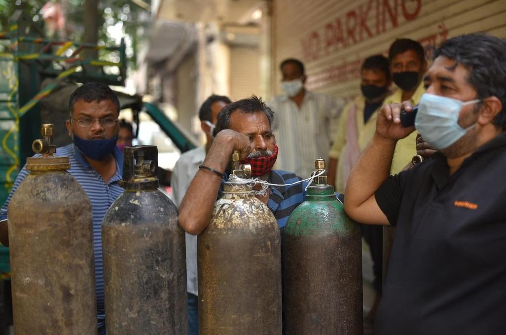 image for Nuevo récord de muertos en la india