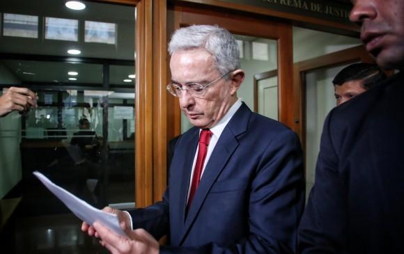 image for Comunicado oficial sobre la decisión en el caso de Uribe