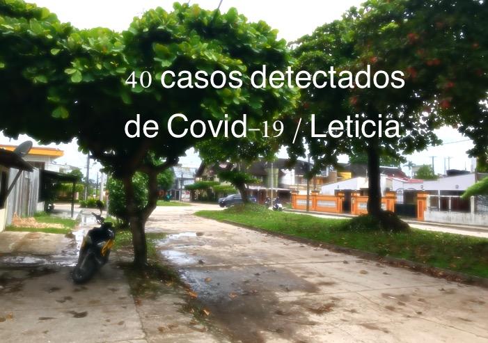 image for 40 casos confirmados de coronavirus en la ciudad