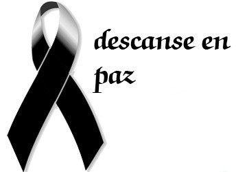 image for Condolencia para la familia Sinisterra por el fallecimiento de Martha