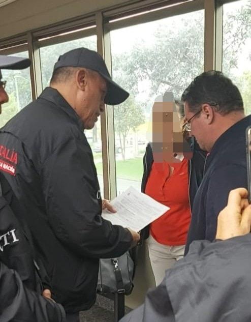 image for Captura del exgobernador Cesar Lugo