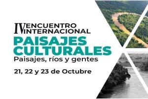 image for  IV versión del Encuentro Internacional de Paisajes Culturales