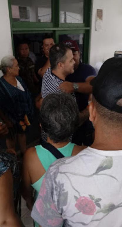 image for Rogélio Campuzano recebe alta médica