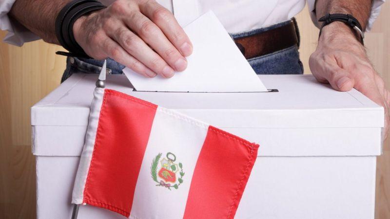 image for Elecciones 2021 / Domingo de segunda vuelta electoral presidencial