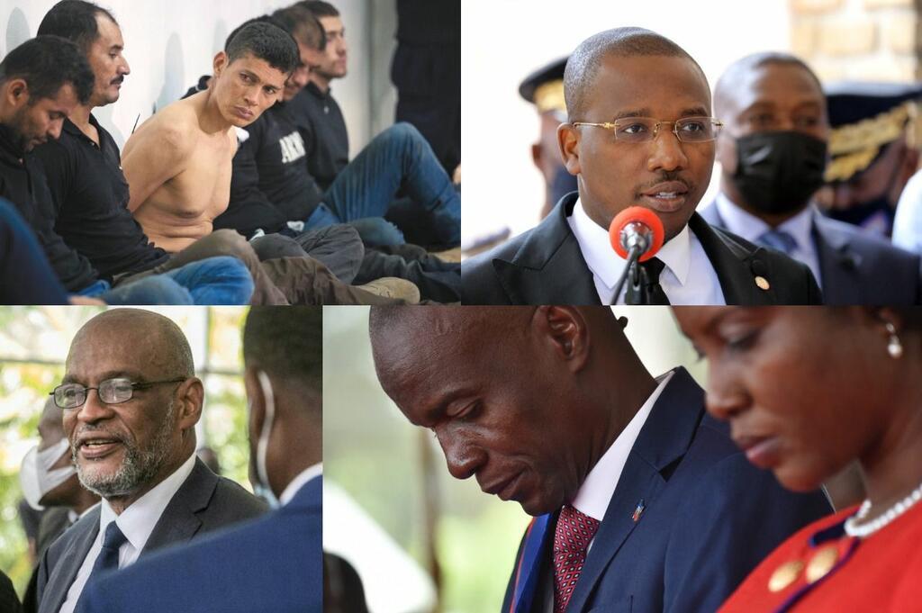 image for Colombianos detenidos conocían plan para matar a presidente de Haití
