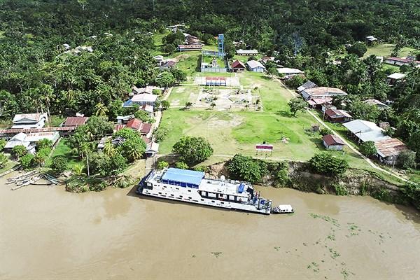image for Campaña de acción social por la Amazonia