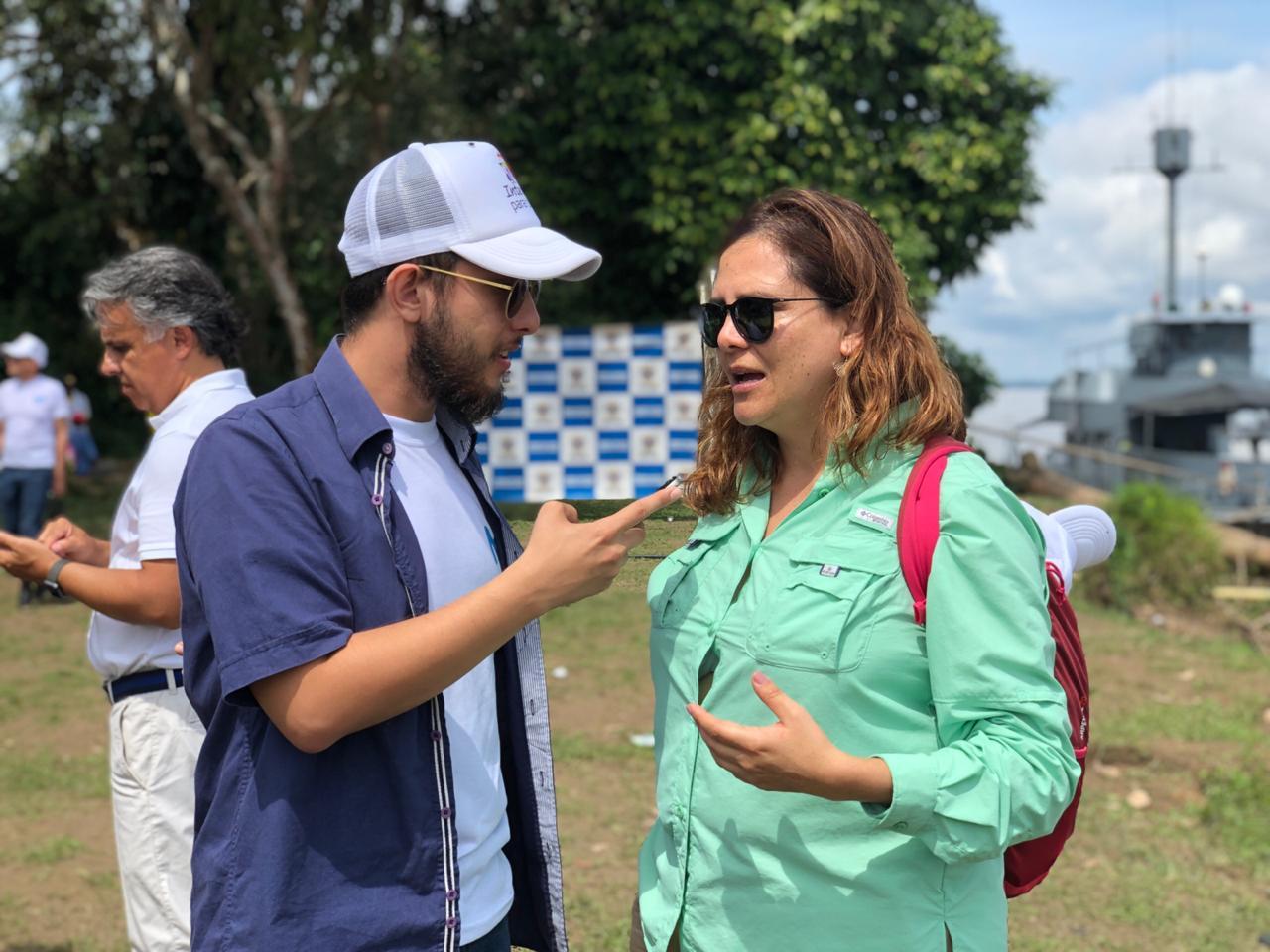"""image for COMUNIDADES INDÍGENAS DEL AMAZONAS AHORA CON """"INTERNET PARA TODOS"""""""