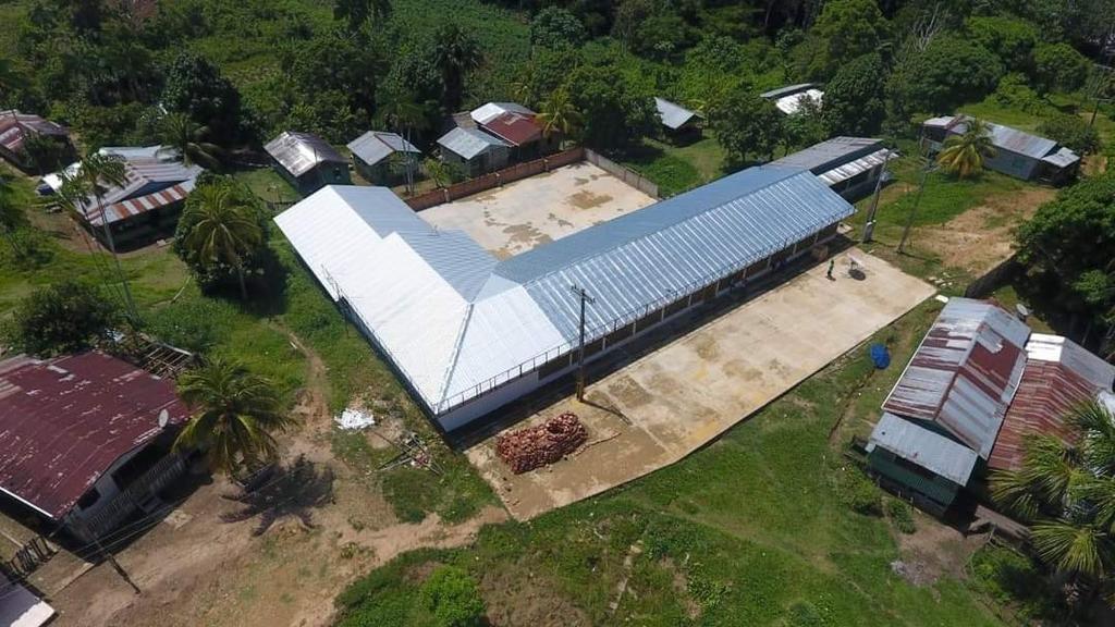 image for Escola da Comunidade Rural de Prosperidade II recebe reforma e ampliação