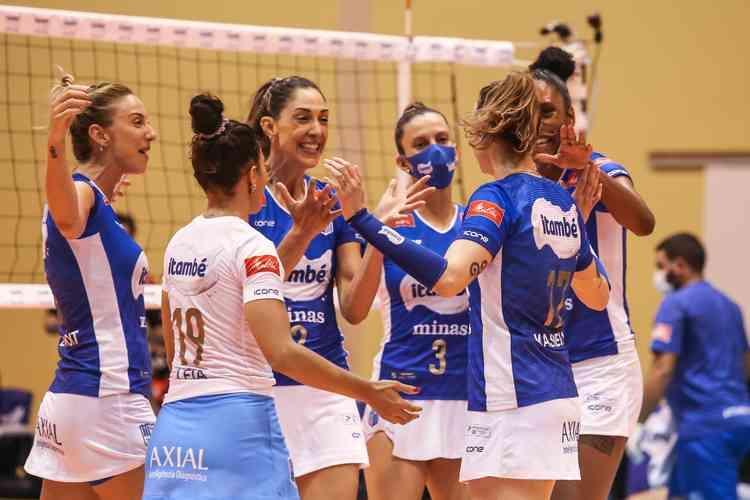 image for Partida para decidir quem será a equipe campeã da Superliga Feminina de Vôlei