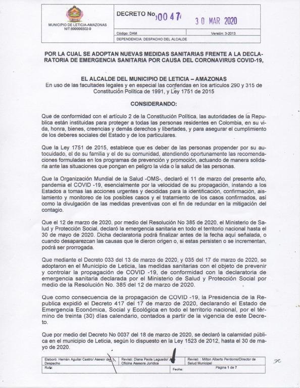 image for Nuevas medidas sanitarias frente al coronavirus COVID-19