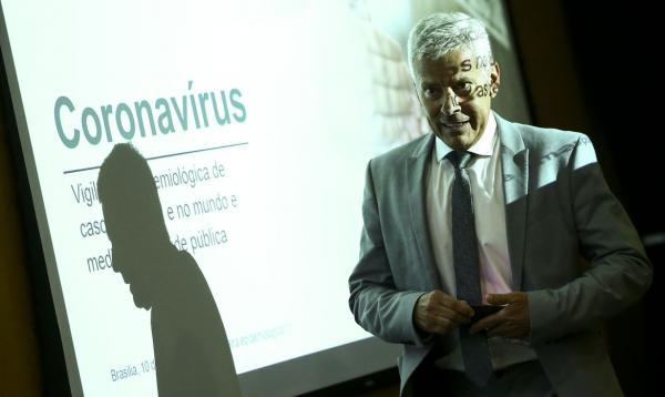 image for Brasil tem 200 casos de coronavírus