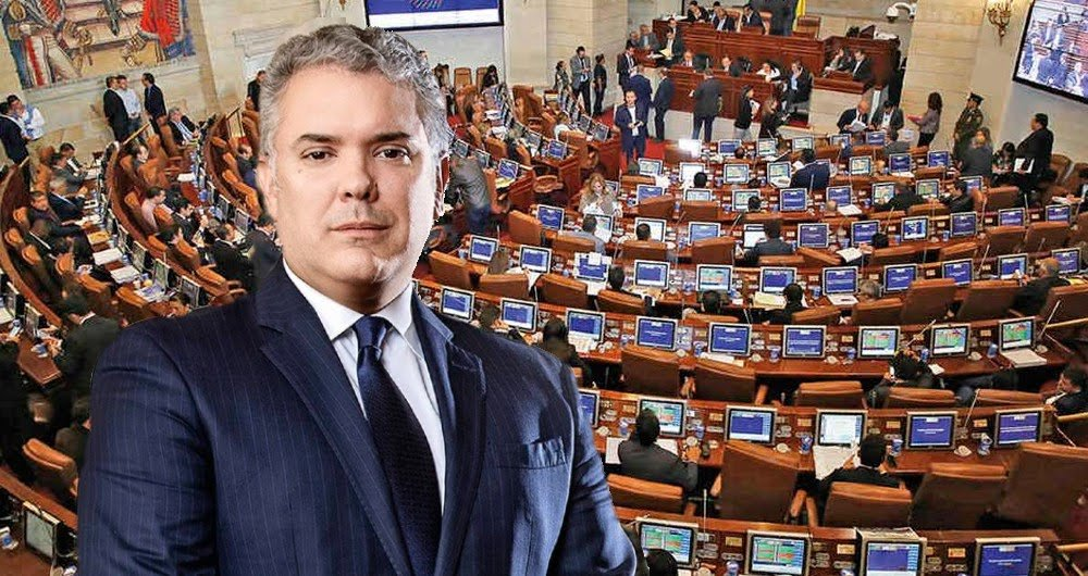 image for Polémica por proyecto para ampliar periodo presidencial de Duque