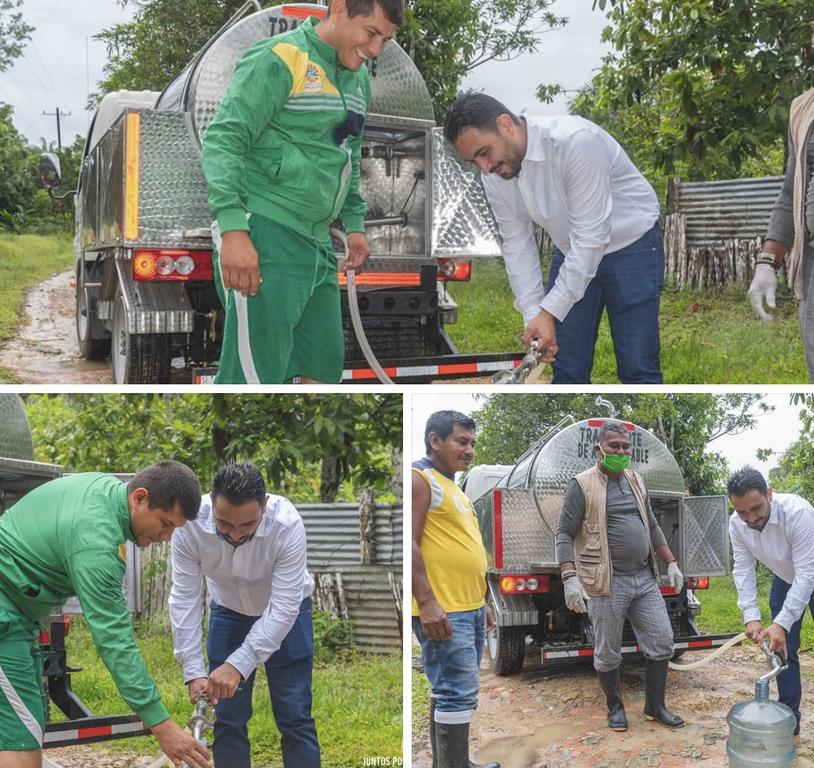 image for Alcalde y diferentes autoridades priorizan necesidades de la comunidad
