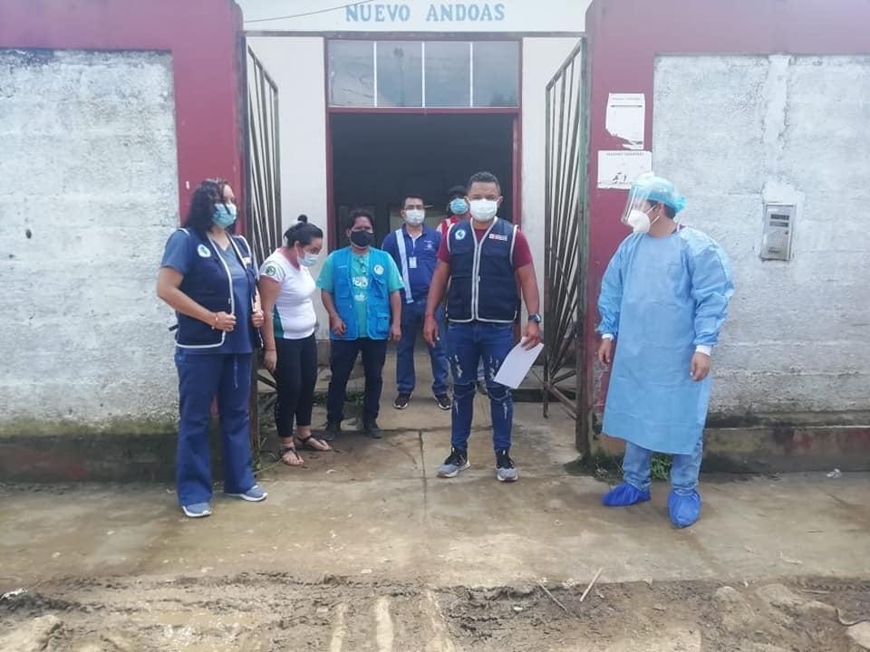 image for Dirección Regional hizo presencia en el distrito de Andoas