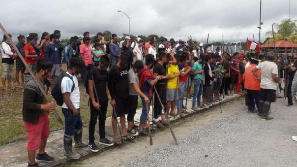 image for Enfrentamiento con la Policía deja tres indígenas muertos
