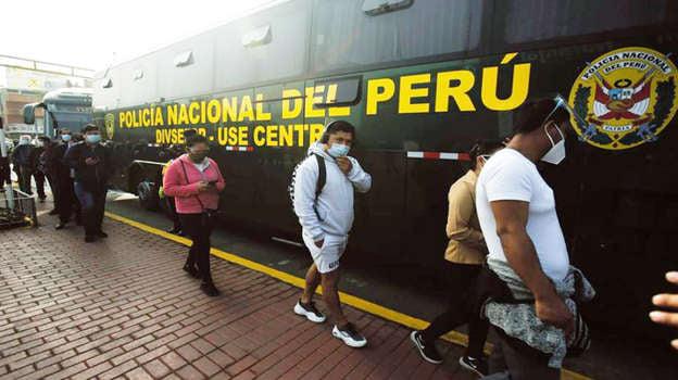 image for Policía Nacional apoyando proceso de vacunación contra la covid-19