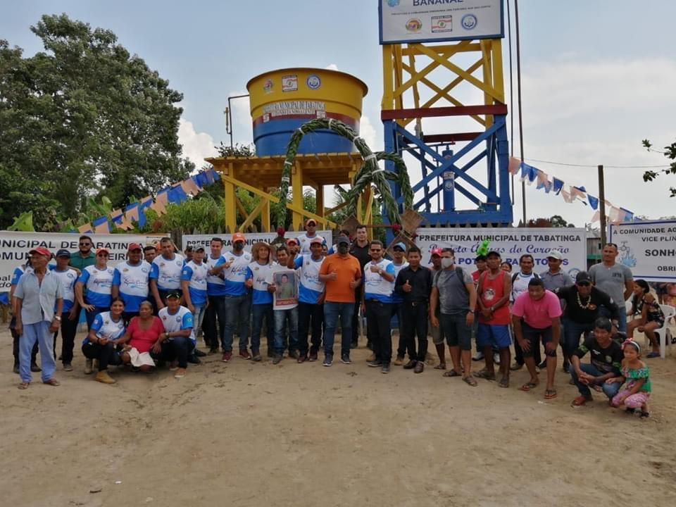 image for Lançamento do Projeto Águas do Coração