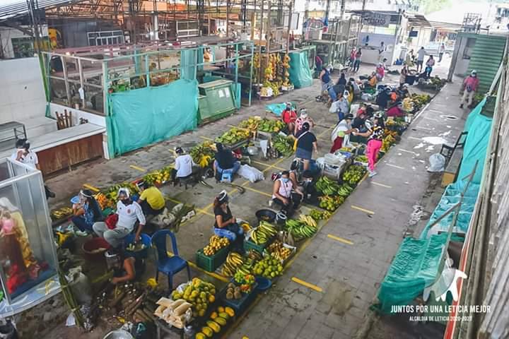 image for Plaza de mercado vuelve abrir sus puertas